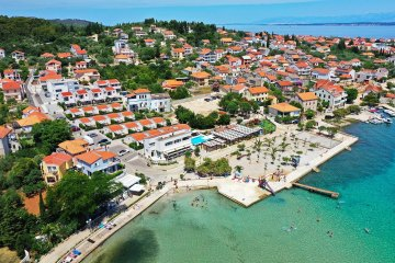 Vile Dalmacija beach resort